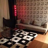 Das Foto wurde bei Vitrum Hotel von Ale S. am 10/27/2012 aufgenommen