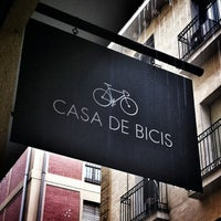 Photo taken at CASA DE BICIS by Raquel G. on 3/7/2013