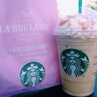Photo taken at Starbucks by Jessica P. on 7/24/2015