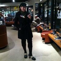 Photo taken at John Fluevog Shoes by Jessica L. on 12/29/2012