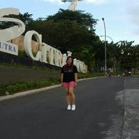 Photo taken at Monumen Yesus Memberkati by lovli3 on 7/11/2016
