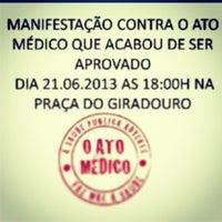 Photo taken at FALS - Campus Saúde by Iris C. on 6/21/2013
