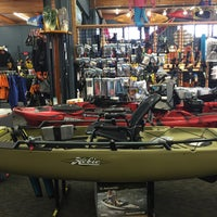 Photo taken at Next Adventure Paddlesports Center by Michelle S. on 8/3/2015