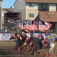 Photo taken at Vancouver Rodeo by Michelle S. on 7/2/2017