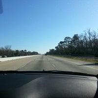 Photo taken at I-10 by Jessica on 1/20/2013
