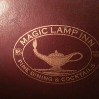 ... Photo Taken At Magic Lamp Inn By Elizabeth D. On 4/21/2013 ...