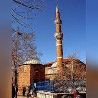 Photo taken at Haci Bayram Moschee by Mario A. on 8/14/2015
