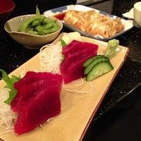Photo taken at Niji Sushi by Akshay D. on 1/20/2013
