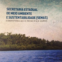 Photo taken at Secretaria do Meio Ambiente e Sustentabilidade de Pernambuco - SEMAS by Alessandra F. on 7/30/2014