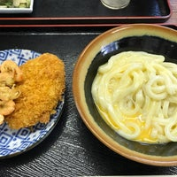 Photo taken at 白川うどん by Tanaka H. on 11/6/2016