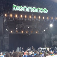 Photo prise au What Stage at Bonnaroo Music & Arts Festival par rob h. le6/15/2014