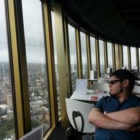 Photo taken at Sydney Tower Eye by Monik L. on 2/11/2013