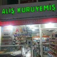 Photo taken at aliş kuruyemiş tatvan by Onur D. on 8/26/2015