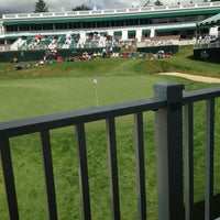Photo taken at The Greenbrier Golf Club by Ryne P. on 7/4/2013