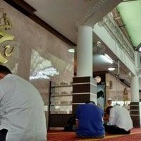 Photo taken at Masjid Raya Asmaul Husna by Mohammad R. on 9/7/2015