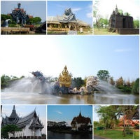 Photo taken at Ancient Siam by Vittaya Y. on 3/19/2013