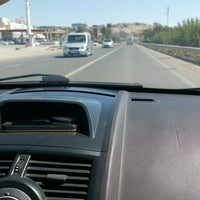 Photo taken at Gaziantep - Şanlıurfa Yolu by İbrahim A. on 9/17/2016