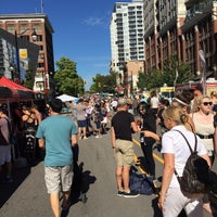 Photo taken at StrEAT Food Cart Festival by Kamsicle on 8/22/2015