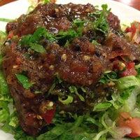 Das Foto wurde bei Baja Fish Tacos von Justin am 9/22/2013 aufgenommen