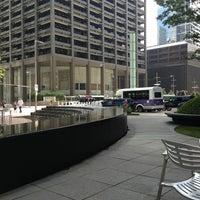 Photo taken at Enterprise Plaza by Bob C. on 8/23/2013