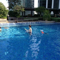 Photo taken at Poolside by Vicky T. on 5/17/2013