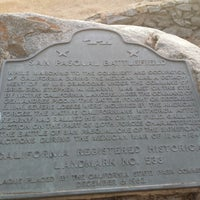 Photo taken at San Pasqual Battlefield State Historic Park by Sonya E. on 7/27/2013