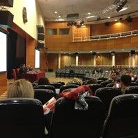 Photo taken at Universidad Carlos III de Madrid - Campus de Getafe by Pablo H. on 10/19/2012
