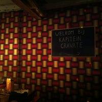 Photo prise au Kapitein Cravate par Lesley D. le4/1/2013