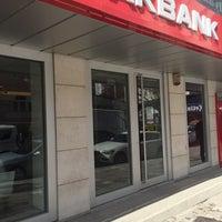 Photo taken at Akbank İbrahimağa Gebze Şubesi by 〽️. Ç. on 2/29/2016