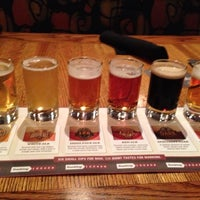 Photo taken at Rock Bottom Restaurant & Brewery by AM F. on 6/14/2013