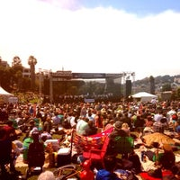 Photo taken at Symphony In the Park at Dolores Park by Wasim A. on 7/21/2013