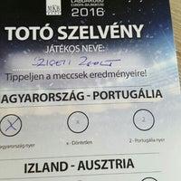 Foto scattata a ÖbölHáz rendezvényközpont da Zsolt S. il 6/22/2016