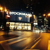Photo taken at Stockmann by Kirill F. on 11/19/2013