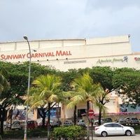 Photo taken at Sunway Carnival Mall by Khairul A. on 4/21/2013