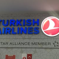 Photo taken at Turkish Airlines by Sultan A. on 12/19/2016