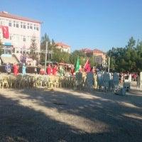 Photo taken at yayalar ilköğretim  okulu by Rıdvan GS D. on 8/29/2015
