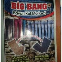 Photo taken at Big Bang by Bigbang B. on 8/1/2015