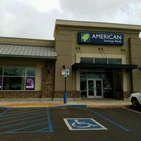 Photo taken at American Savings Bank by ernie e. on 10/18/2016