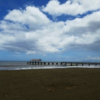 Photo taken at Waimea Recreation Pier by ernie e. on 6/27/2016