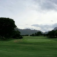 Photo taken at Puakea Golf Course by ernie e. on 11/16/2012