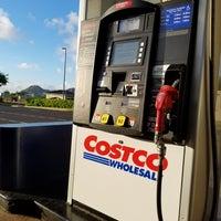 Photo taken at Costco Gas by ernie e. on 7/9/2017