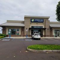 Photo taken at American Savings Bank by ernie e. on 10/6/2018