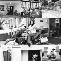Photo taken at Hotel Motel Vezia Lugano by Andreas v. on 5/10/2017