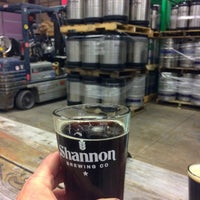 Photo taken at Shannon Brewing Company by Stephanie M. on 12/17/2016