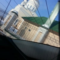 Photo taken at Церковь Троицы Живоначальной by Karen T. on 2/20/2013