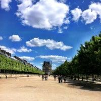 6/2/2013 tarihinde Caroline C.ziyaretçi tarafından Jardin des Tuileries'de çekilen fotoğraf