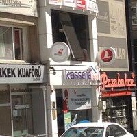 Photo taken at Kasseria travel by Carpe Diem M. on 9/4/2015