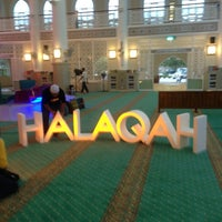Photo taken at Masjid Al-Hidayah by Hidayatullah Z. on 1/4/2013