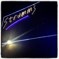 Photo taken at Strumm's by Vic L. on 3/1/2013
