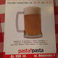 Photo taken at Pasta i basta café by Adrian K. on 9/20/2014